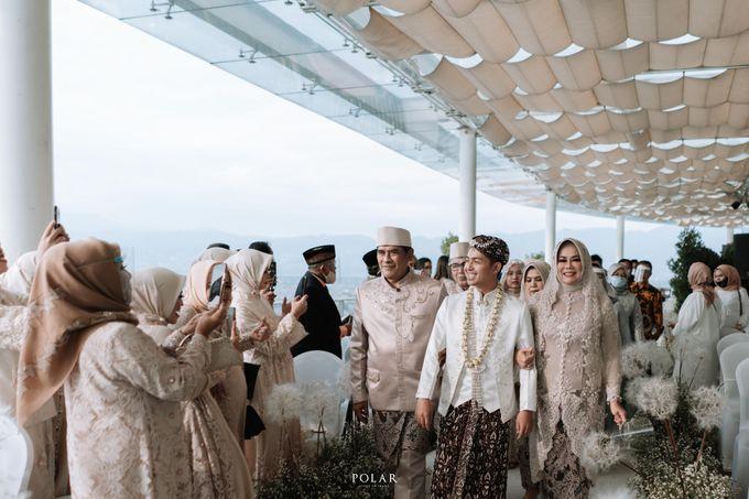 Ratih & Fizry Wedding Decoration by Valentine Wedding Decoration - 023