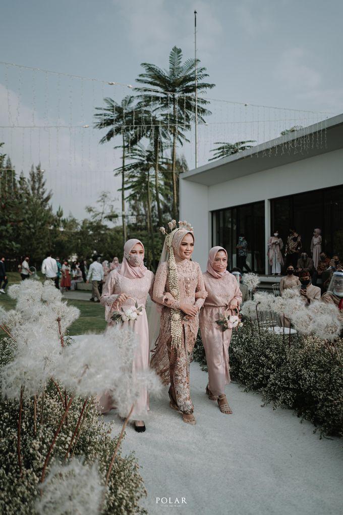 Dyah & Luthfi Wedding Decoration by Valentine Wedding Decoration - 012