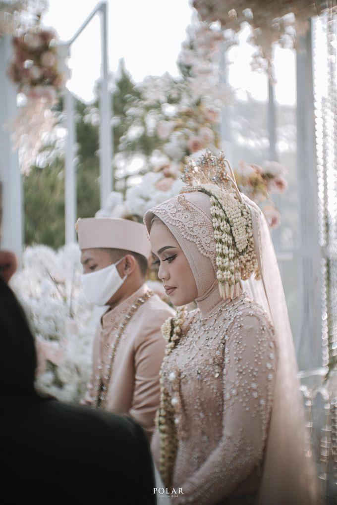 Dyah & Luthfi Wedding Decoration by Valentine Wedding Decoration - 013