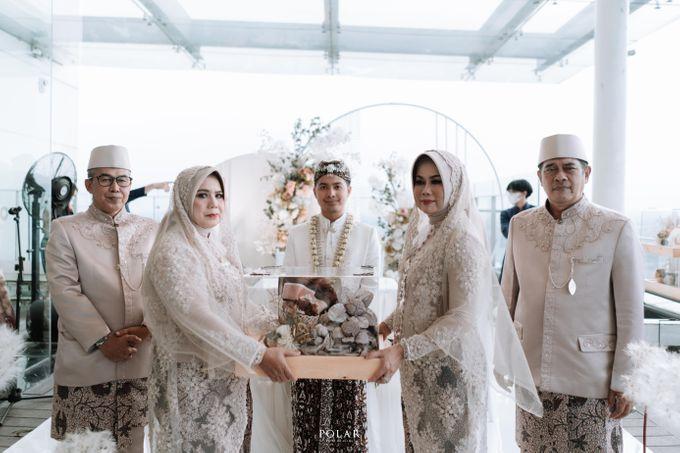 Ratih & Fizry Wedding Decoration by Valentine Wedding Decoration - 025