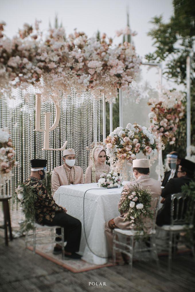 Dyah & Luthfi Wedding Decoration by Valentine Wedding Decoration - 014