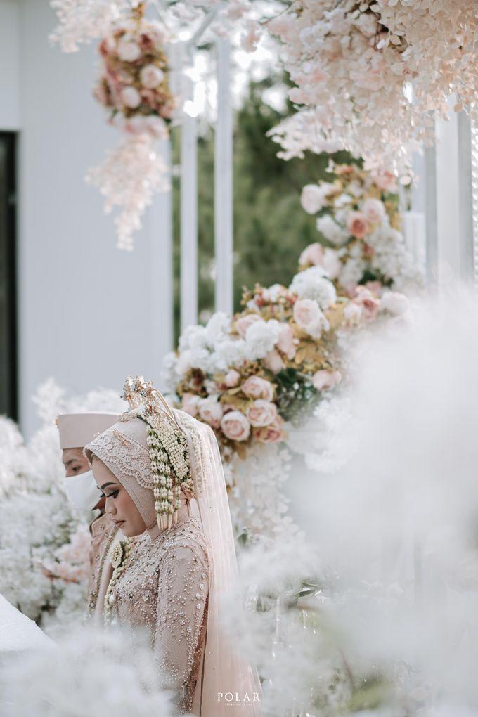 Dyah & Luthfi Wedding Decoration by Valentine Wedding Decoration - 015