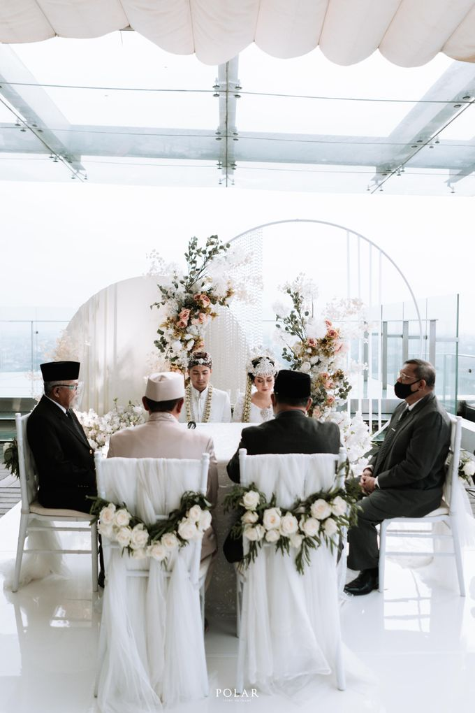 Ratih & Fizry Wedding Decoration by Valentine Wedding Decoration - 026