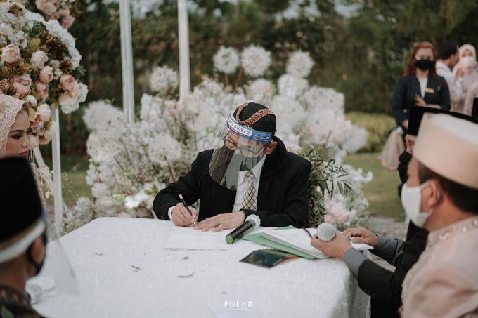 Dyah & Luthfi Wedding Decoration by Valentine Wedding Decoration - 019