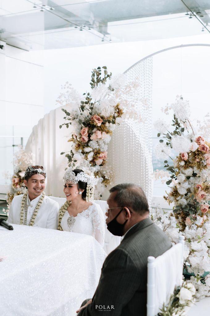 Ratih & Fizry Wedding Decoration by Valentine Wedding Decoration - 027