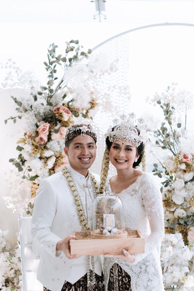 Ratih & Fizry Wedding Decoration by Valentine Wedding Decoration - 029