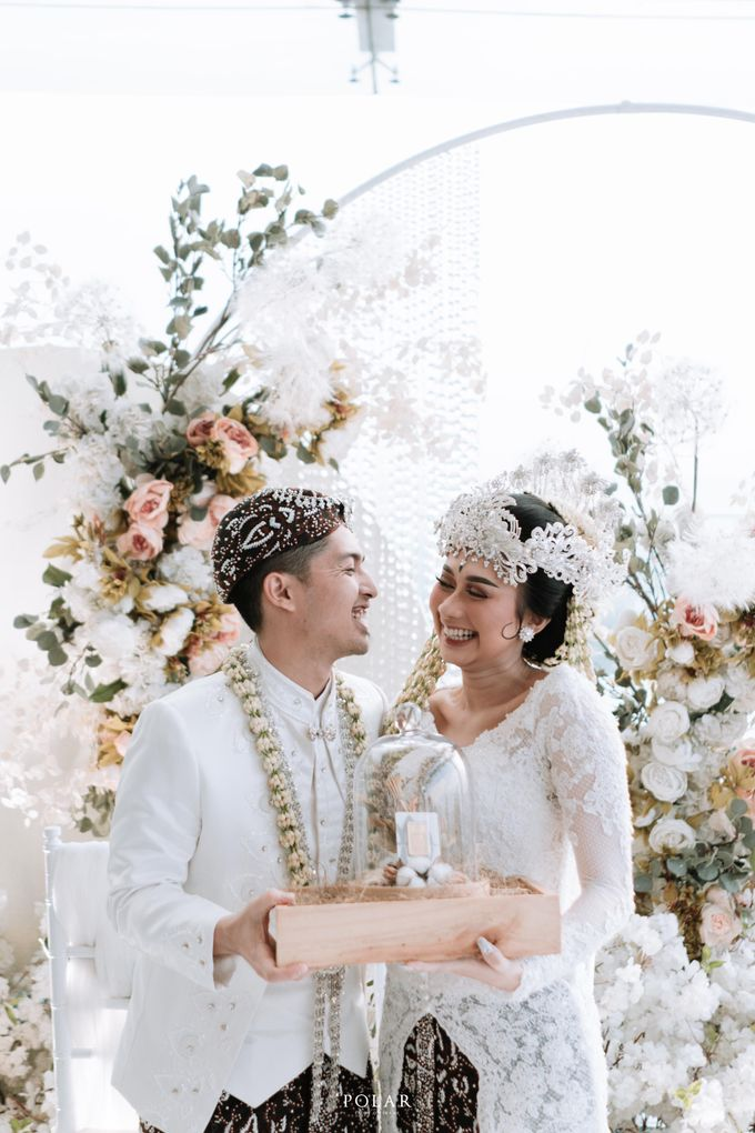 Ratih & Fizry Wedding Decoration by Valentine Wedding Decoration - 030
