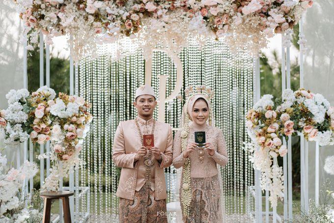 Dyah & Luthfi Wedding Decoration by Valentine Wedding Decoration - 020