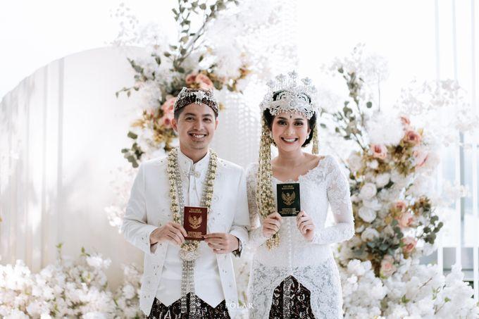 Ratih & Fizry Wedding Decoration by Valentine Wedding Decoration - 031