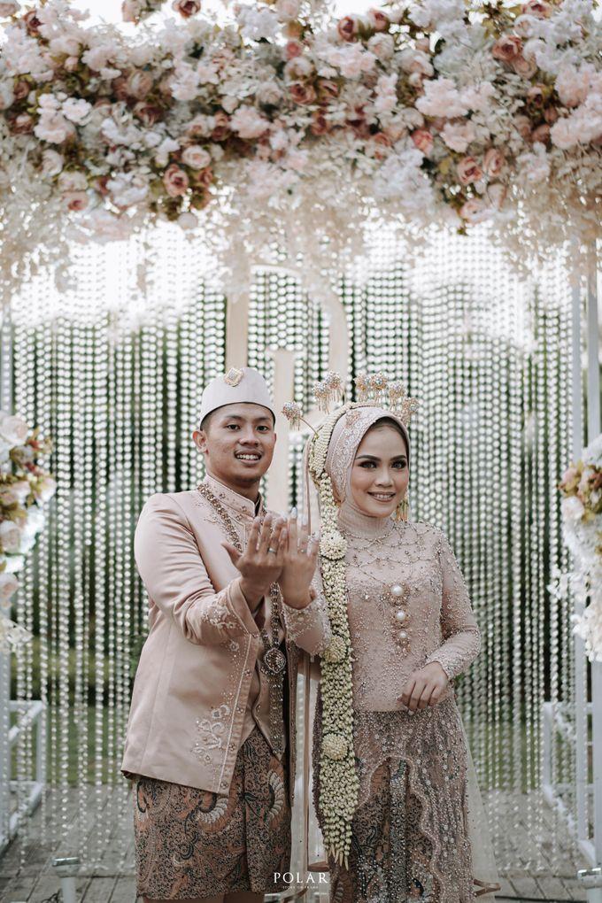 Dyah & Luthfi Wedding Decoration by Valentine Wedding Decoration - 021