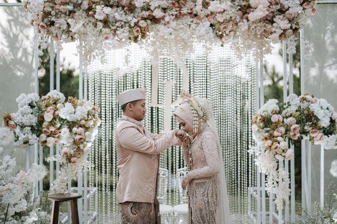 Dyah & Luthfi Wedding Decoration by Valentine Wedding Decoration - 022