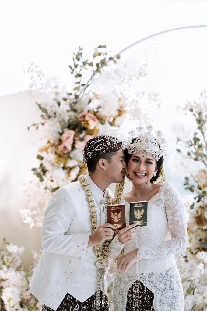Ratih & Fizry Wedding Decoration by Valentine Wedding Decoration - 032