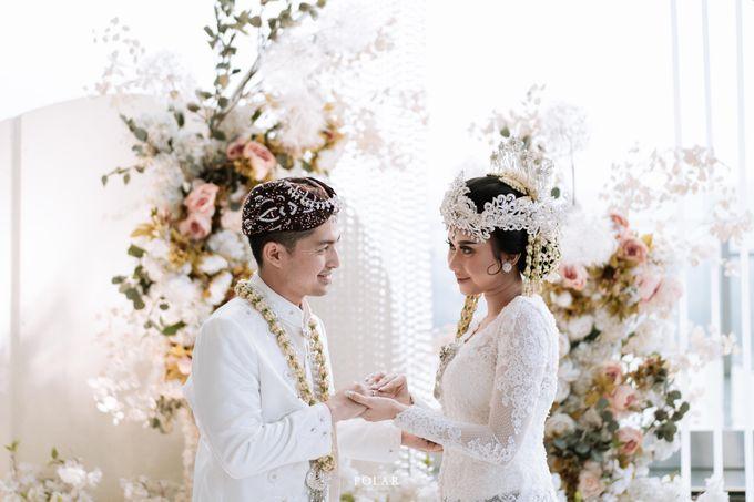 Ratih & Fizry Wedding Decoration by Valentine Wedding Decoration - 033