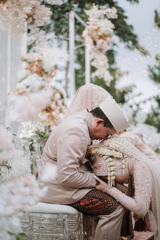 Dyah & Luthfi Wedding Decoration by Valentine Wedding Decoration - 024