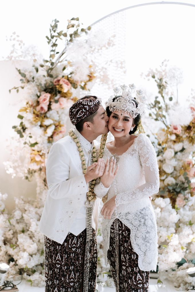 Ratih & Fizry Wedding Decoration by Valentine Wedding Decoration - 037
