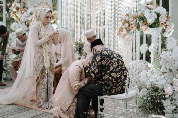 Dyah & Luthfi Wedding Decoration by Valentine Wedding Decoration - 025