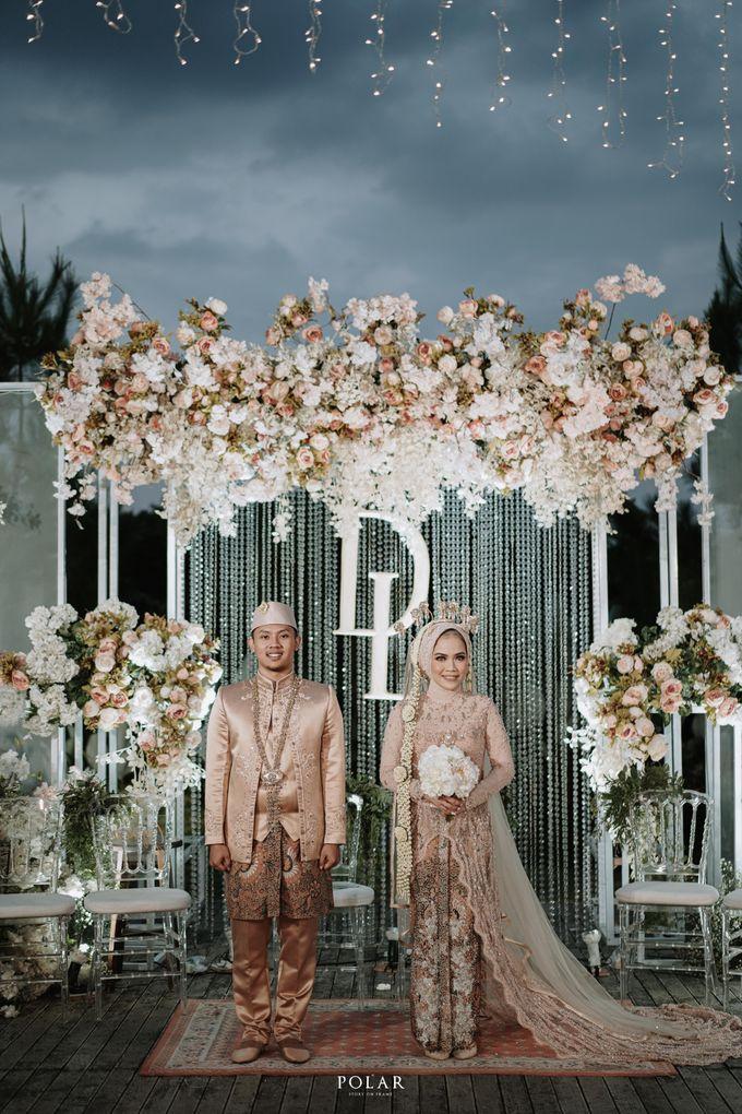 Dyah & Luthfi Wedding Decoration by Valentine Wedding Decoration - 028