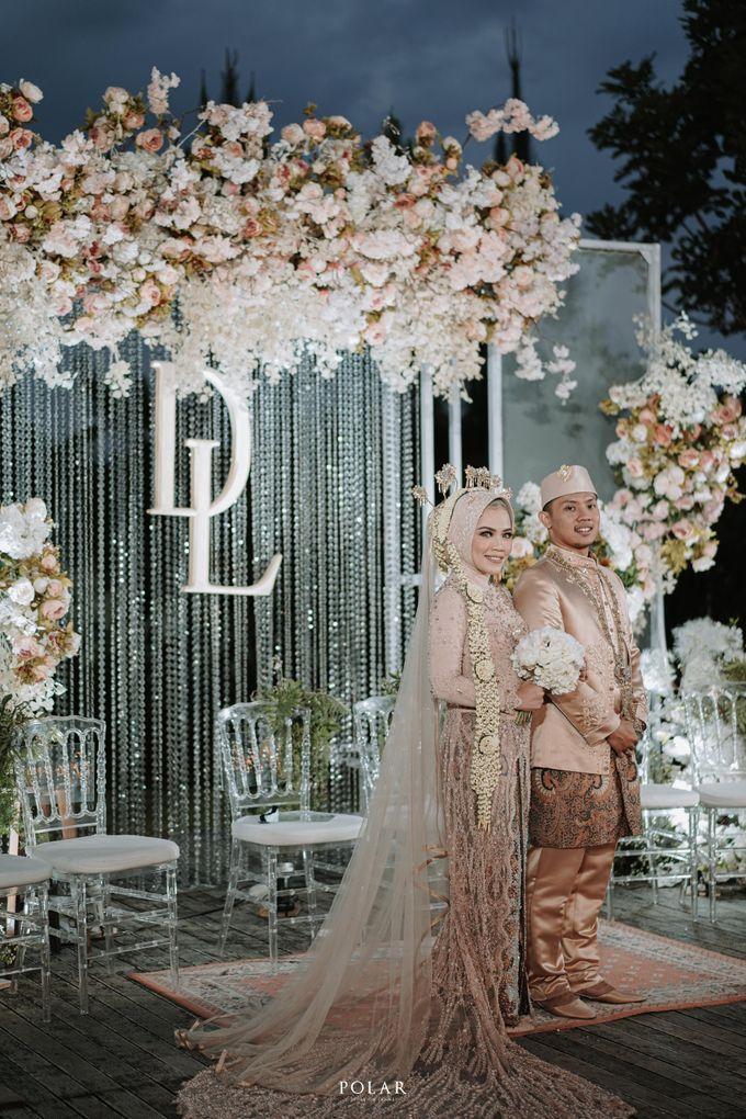 Dyah & Luthfi Wedding Decoration by Valentine Wedding Decoration - 029