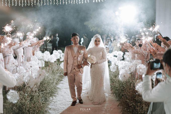 Dyah & Luthfi Wedding Decoration by Valentine Wedding Decoration - 030