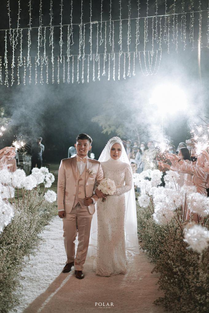 Dyah & Luthfi Wedding Decoration by Valentine Wedding Decoration - 031