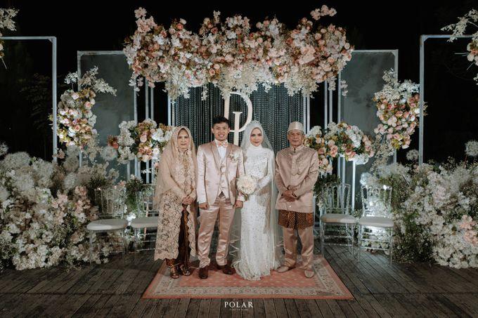 Dyah & Luthfi Wedding Decoration by Valentine Wedding Decoration - 034