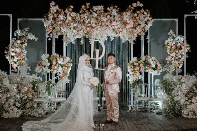 Dyah & Luthfi Wedding Decoration by Valentine Wedding Decoration - 035