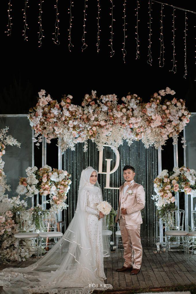 Dyah & Luthfi Wedding Decoration by Valentine Wedding Decoration - 036