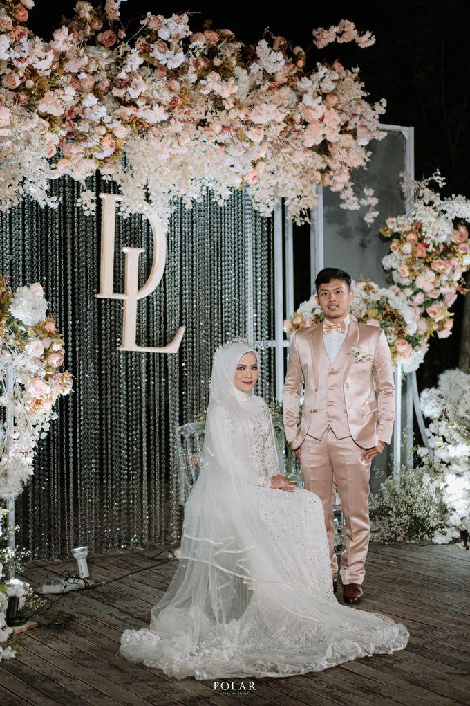 Dyah & Luthfi Wedding Decoration by Valentine Wedding Decoration - 039