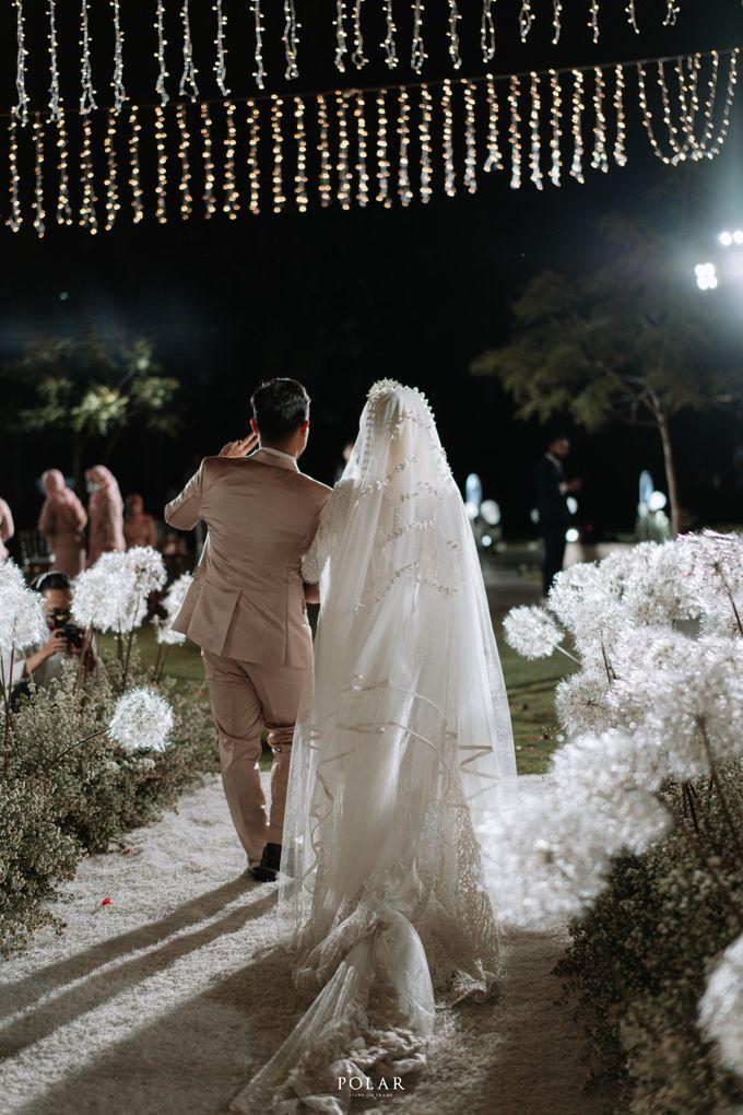 Dyah & Luthfi Wedding Decoration by Valentine Wedding Decoration - 040