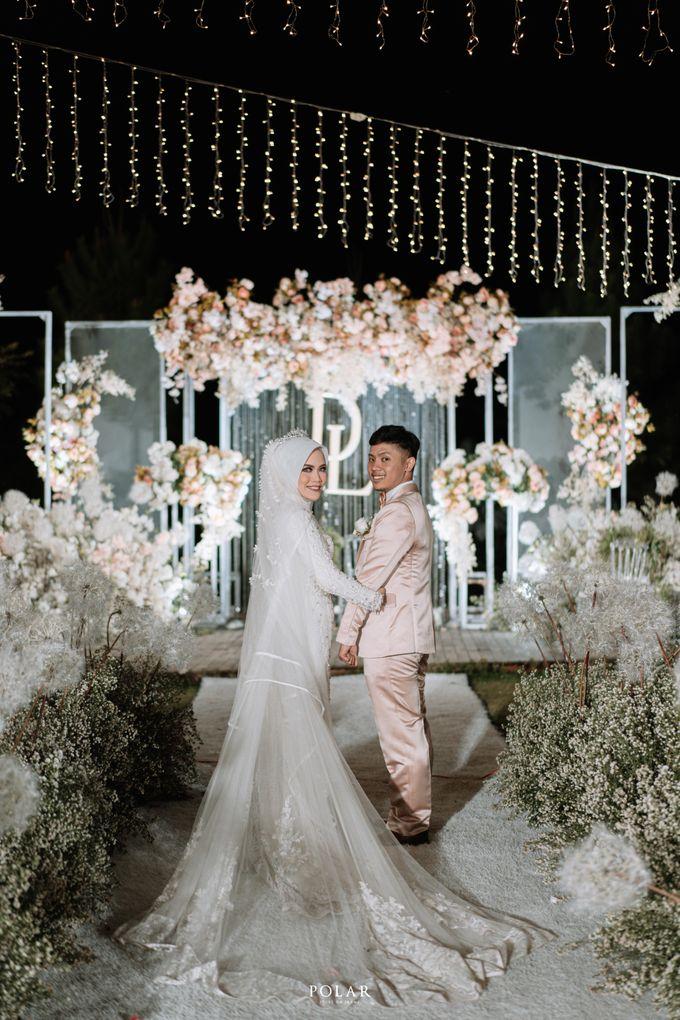 Dyah & Luthfi Wedding Decoration by Valentine Wedding Decoration - 041