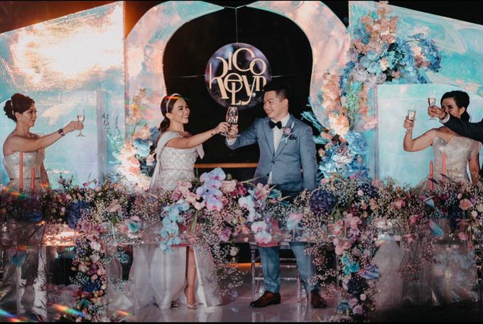 The Wedding Of Rico Huang & Celyn by DJ KIKIZ | Wedding Ent - 002