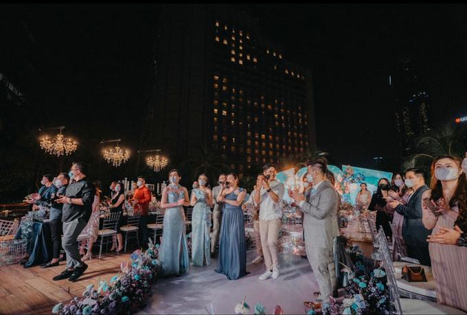 The Wedding Of Rico Huang & Celyn by DJ KIKIZ | Wedding Ent - 011