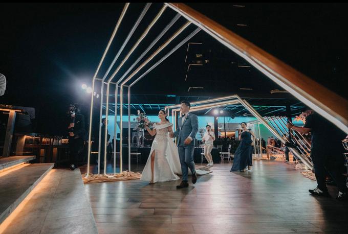 The Wedding Of Rico Huang & Celyn by DJ KIKIZ | Wedding Ent - 012