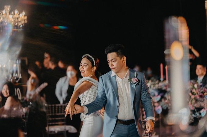 The Wedding Of Rico Huang & Celyn by DJ KIKIZ | Wedding Ent - 013