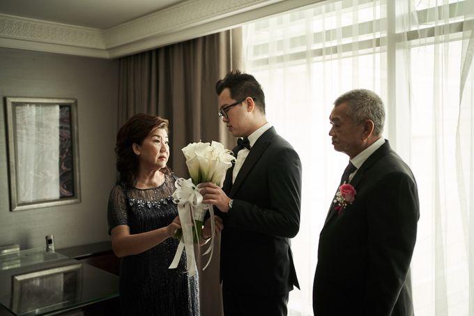 Prosesi Penjemputan Darwin & Jessica by Skenoo Hall Emporium Pluit by IKK Wedding - 004