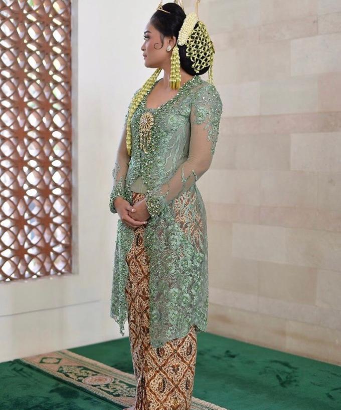 Sunda Siger - Kebaya Dasima by Djenar by Djenar Wedding - 005