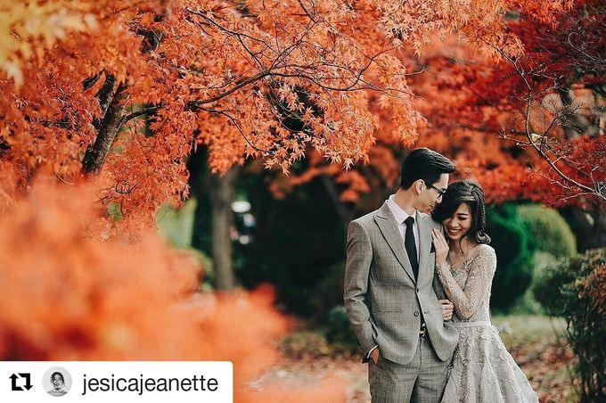 Prewedding Make Up by Julinar Tan Make Up Artist - 005