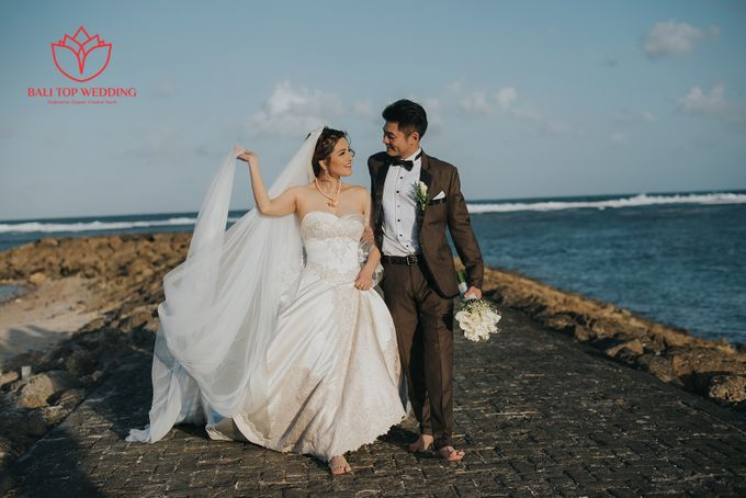 You Make Me Perfect by Bali Top Wedding - 005