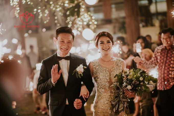 Sweet Ending For New Begining by Bali Top Wedding - 005