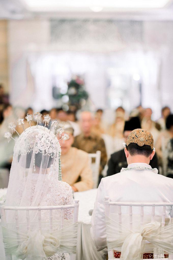 Wedding Day Adhin + Budi by Deekay Photography - 003