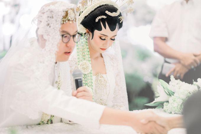 Wedding Day Adhin + Budi by Deekay Photography - 005