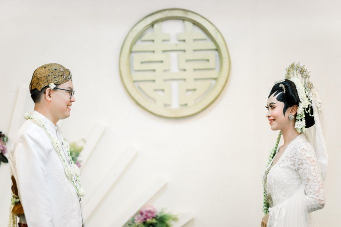 Wedding Day Adhin + Budi by Deekay Photography - 013