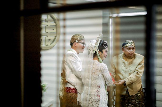 Wedding Day Adhin + Budi by Deekay Photography - 014