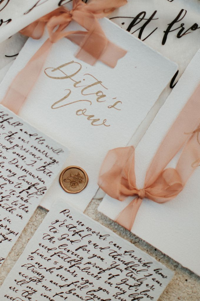 Rio & Dita by Twogather Wedding Planner - 001