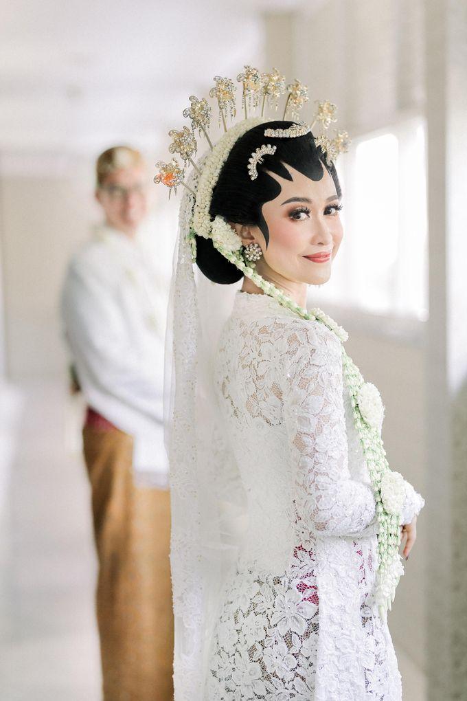 Wedding Day Adhin + Budi by Deekay Photography - 029