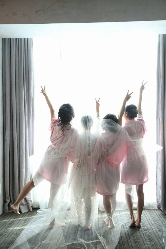 Wedding Benny & Yanti by Fenny Yang Wedding Planner - 034