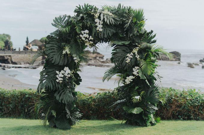 Michael & Medy Wedding by Nagisa Bali - 007