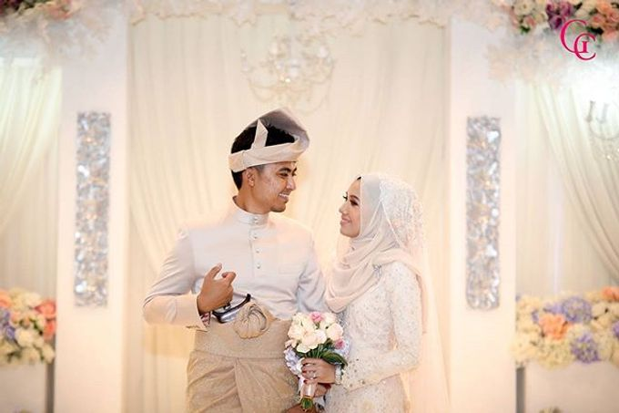 Wedding Reception and Portraiture by The Glamorous Capture - 011