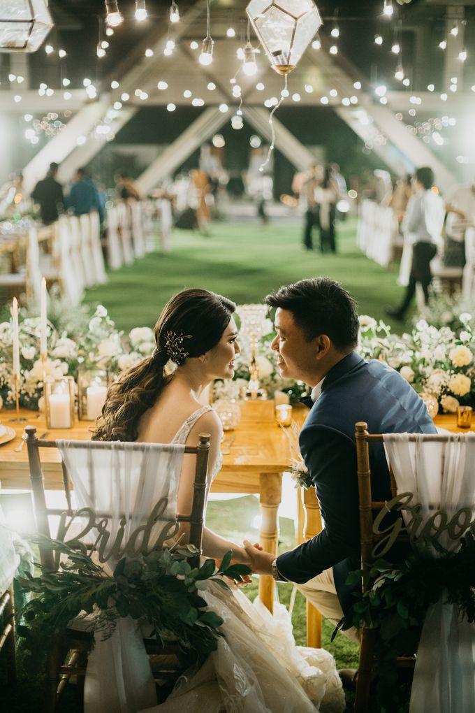 The Wedding of Desy & Alvian by Tirza Zoraya - 004