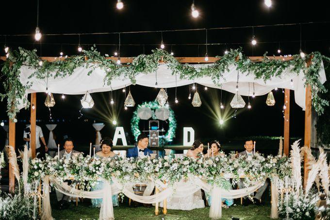 The Wedding of Desy & Alvian by Tirza Zoraya - 003